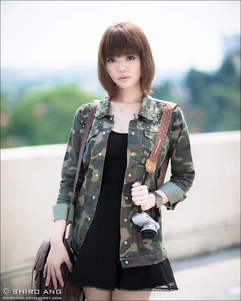Cheryl - 01 by shiroang