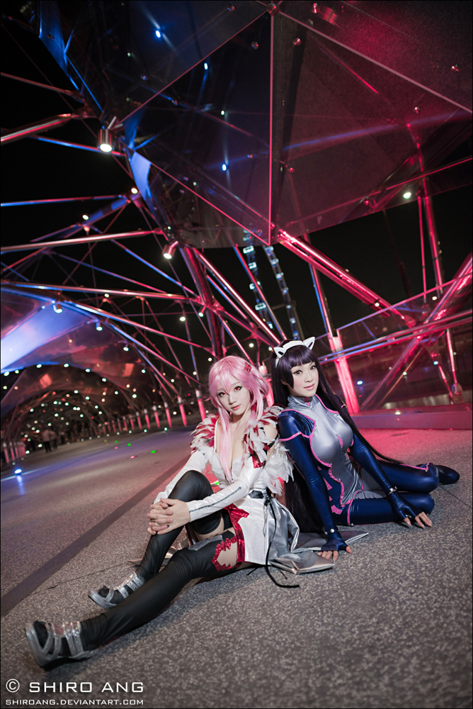 Guilty Crown - 06 by shiroang