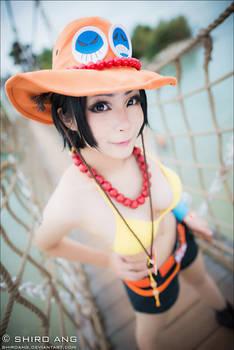 One Piece - Ace - 01
