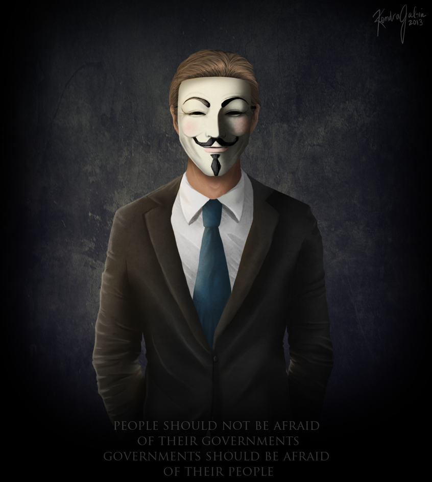 Anonymous by xRuffian