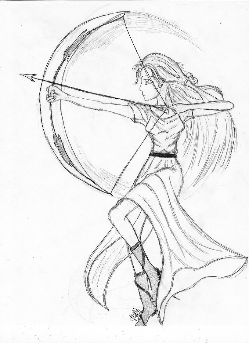 Artemis by anime-queen on DeviantArt