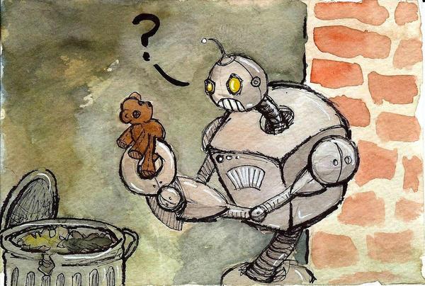 Robo-Confusion by TadpoleOfDoom