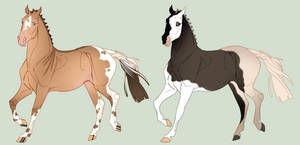 Realistic Equine Flat Sale 03 (Closed) by Bellasuem