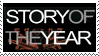 :Stamp: Story of the Year by zelestials
