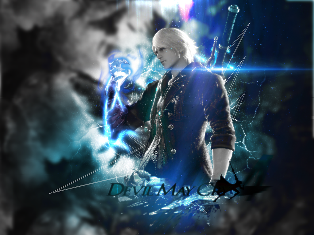 devil may cry 4 wallpapercyclomza on deviantart