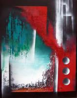 Abstrait 5 by Narcisse-Shrapnel