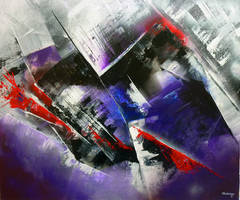 Chaos - Violet by Narcisse-Shrapnel