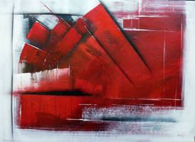 Chaos - Red 2 by Narcisse-Shrapnel