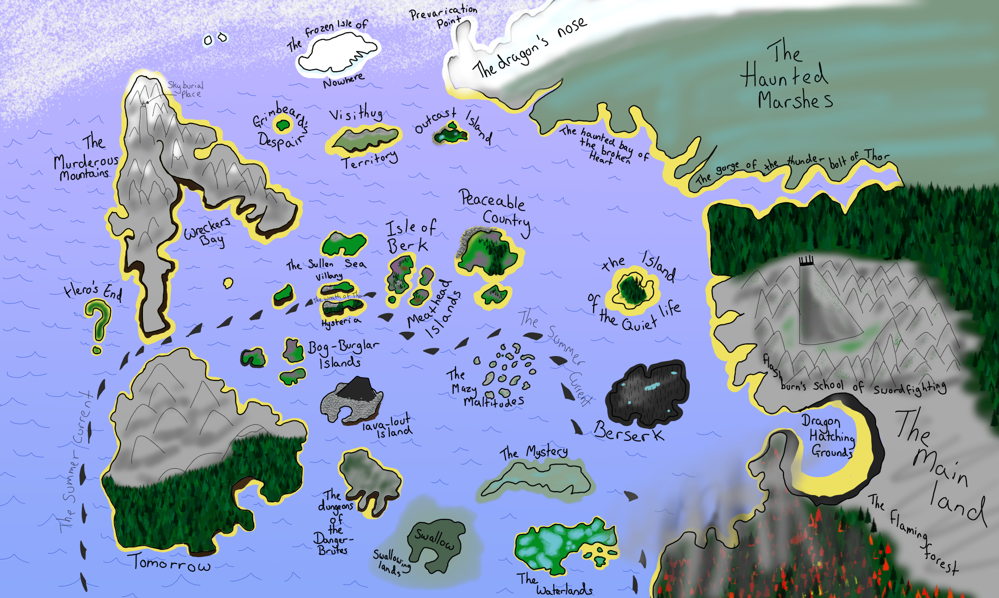 The barbaric archipelago by paintsplatkat on deviantart the barbaric archipelago by paintsplatkat the barbaric archipelago by paintsplatkat ccuart