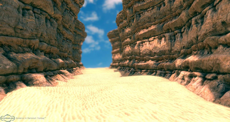 More Cliffs by samdrewpictures