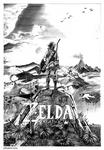 Zelda Breath of the Wild Cover
