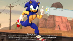 Ask Bara Sonic: Boost to Win!