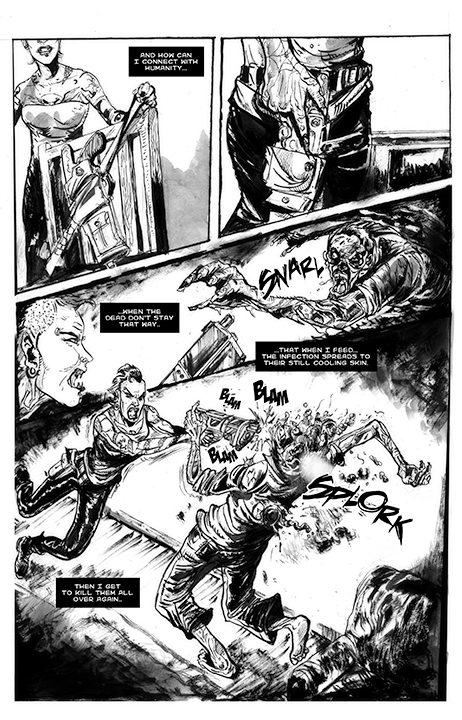 Restless Dead Pg4 by KenReynoldsDesign
