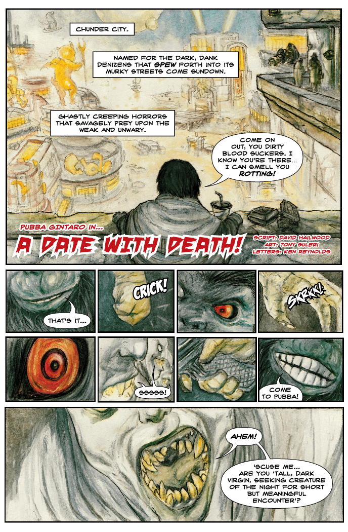 Date With Death P1