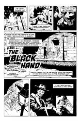 The Black Hand P1 by KenReynoldsDesign