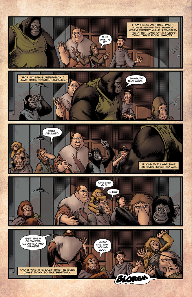 Simia Negotum - Page 3