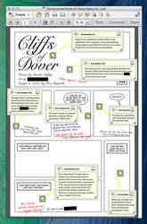 Cliffs Of Dover - Page 1