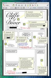 Cliffs Of Dover - Page 1 by KenReynoldsDesign