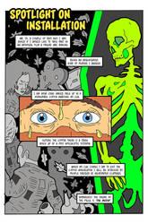 Spotlight On Installation 2 - Page 1 by KenReynoldsDesign