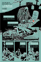 Backwards Billy - Page 1 by KenReynoldsDesign