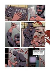 Secret Identity Markosia - Page 2 by KenReynoldsDesign