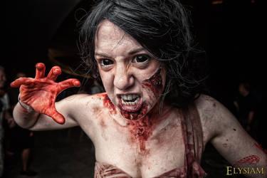 Zombie Prom Attack