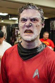 Frozen Zombie Red Shirt 3