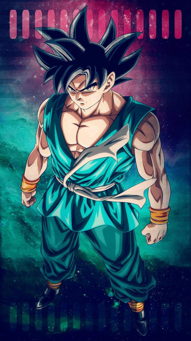 Ultra Instinct Goku Wallpaper By Victor90900 On Deviantart