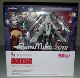 Figma EX-045 - Snow Miku 2018