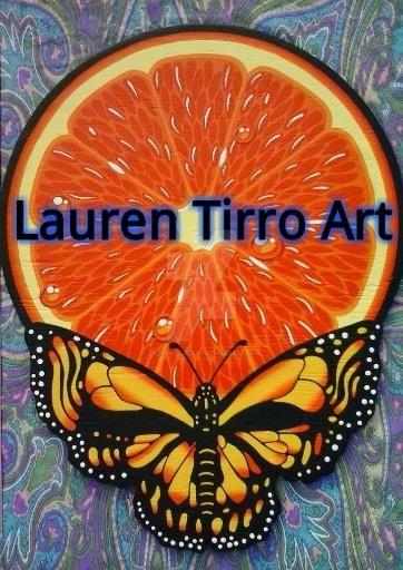 The Grateful Dead by LaurenTirroArt