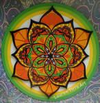 Grateful Dead Mandala