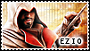 Ezio Auditore_stamp by MissCaelum