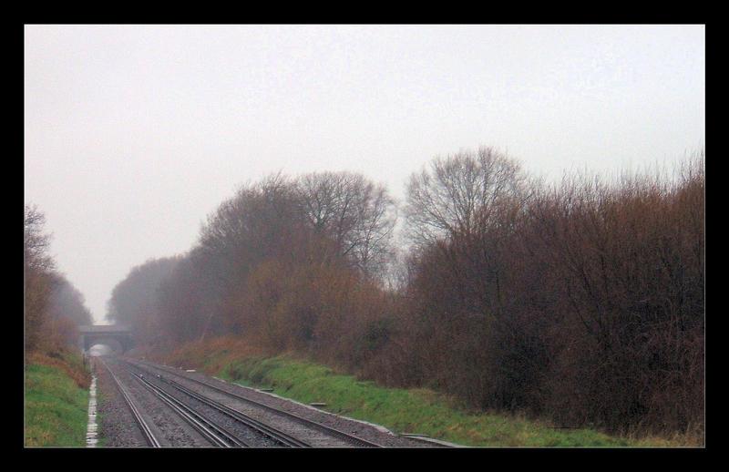 English 1 - Railway by floydiac