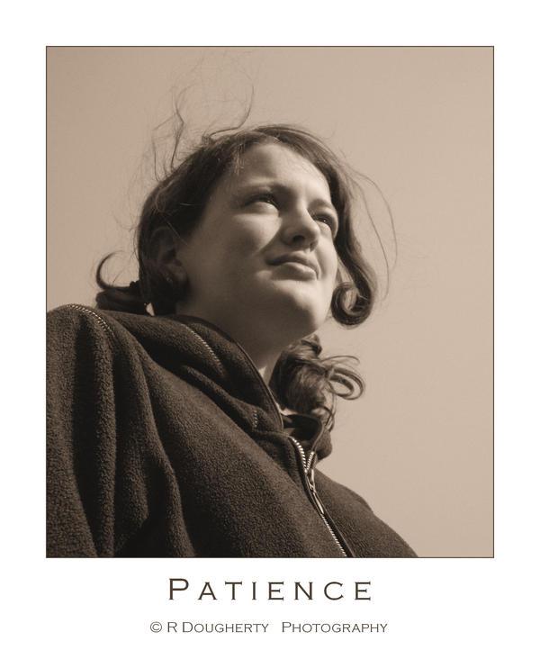Patience by floydiac