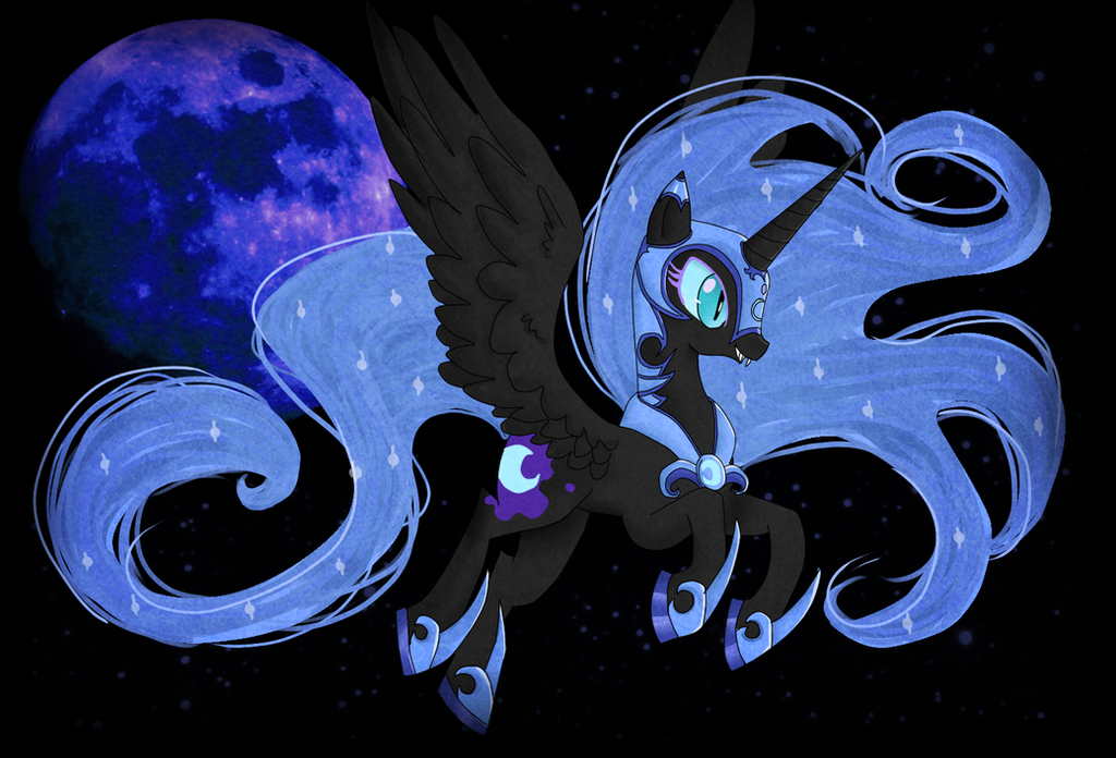 Nightmare Moon by Ferchase