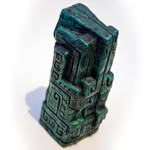Mayan Cthulhu Totem