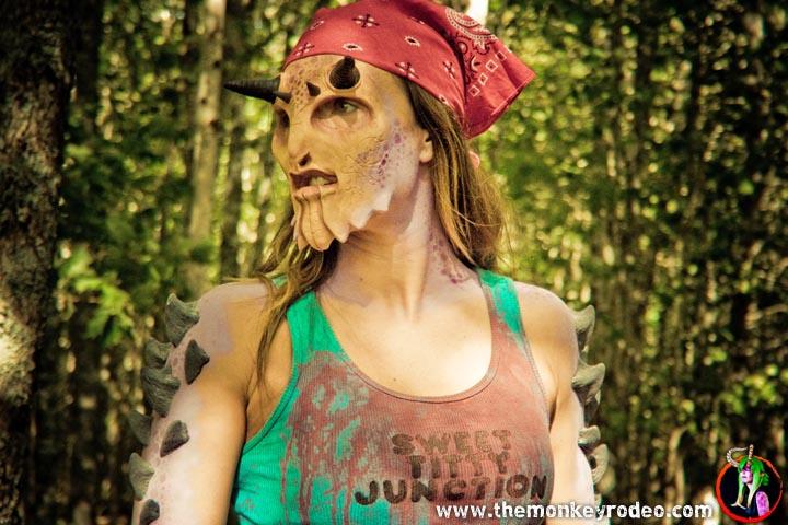 Tortuga Voodoo Demon (2) by FoxH