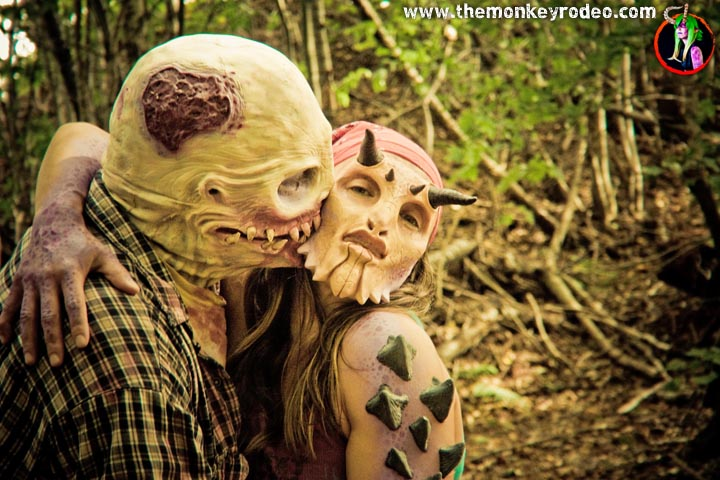 Tortuga Voodoo Demon (3) by FoxH
