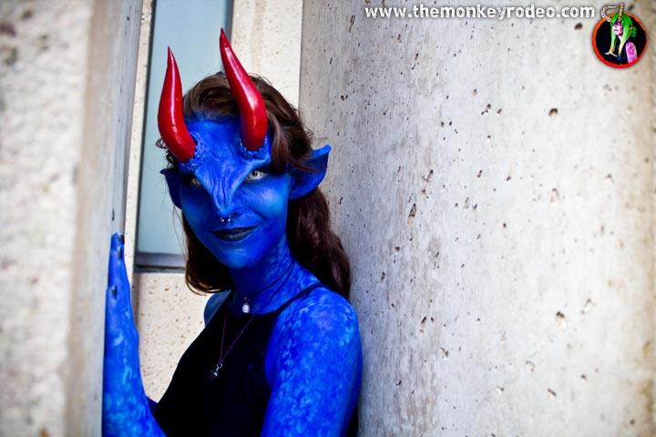 Kisari Demon (3) by FoxH