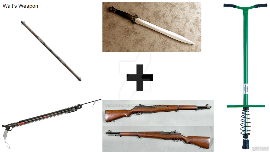 how to draw rwby weapons
