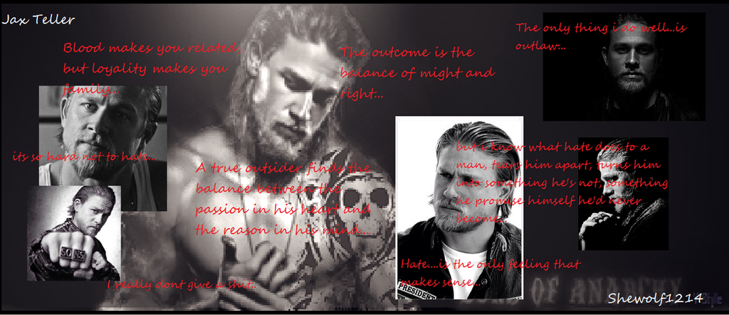 26 Best Free Jax Teller Wallpapers: Another Buisness Plan/requests Opening!! By Shewolf1214 On