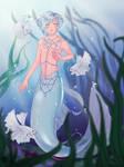 Under the water by leetan141