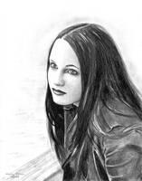 Goth No. 7 by danthalion