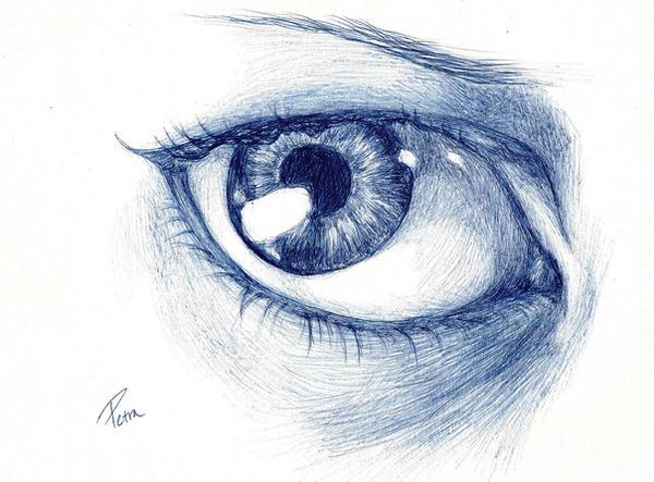 Eye by Hymnodi