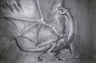 Dragon by Hymnodi