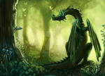 Smaugust 12: Forest