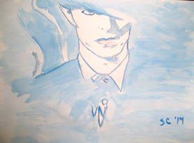 Blue Db by Shainaw