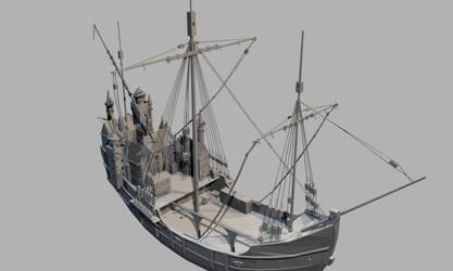 W.I.P Ship City