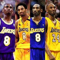 Kobe Bryant Career by Wnine by Wnine