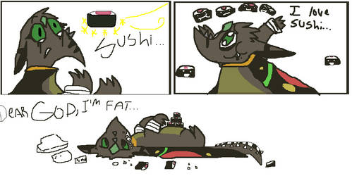 sushi by Blitzoren